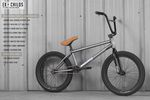 Sunday Bikes EX Chris Childs Signature BMX Rad für Fortgeschrittene