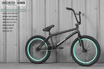 Sunday Bikes Forecaster BMX Rad Alec Siemon Signature