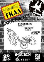 BMX-Contest-The-Kids-Are-Alright-2013-Flyer