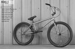 Sunday Bikes 24 Zoll Model C BMX Cruiser