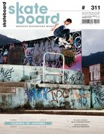 Monster Skateboard Magazine #311